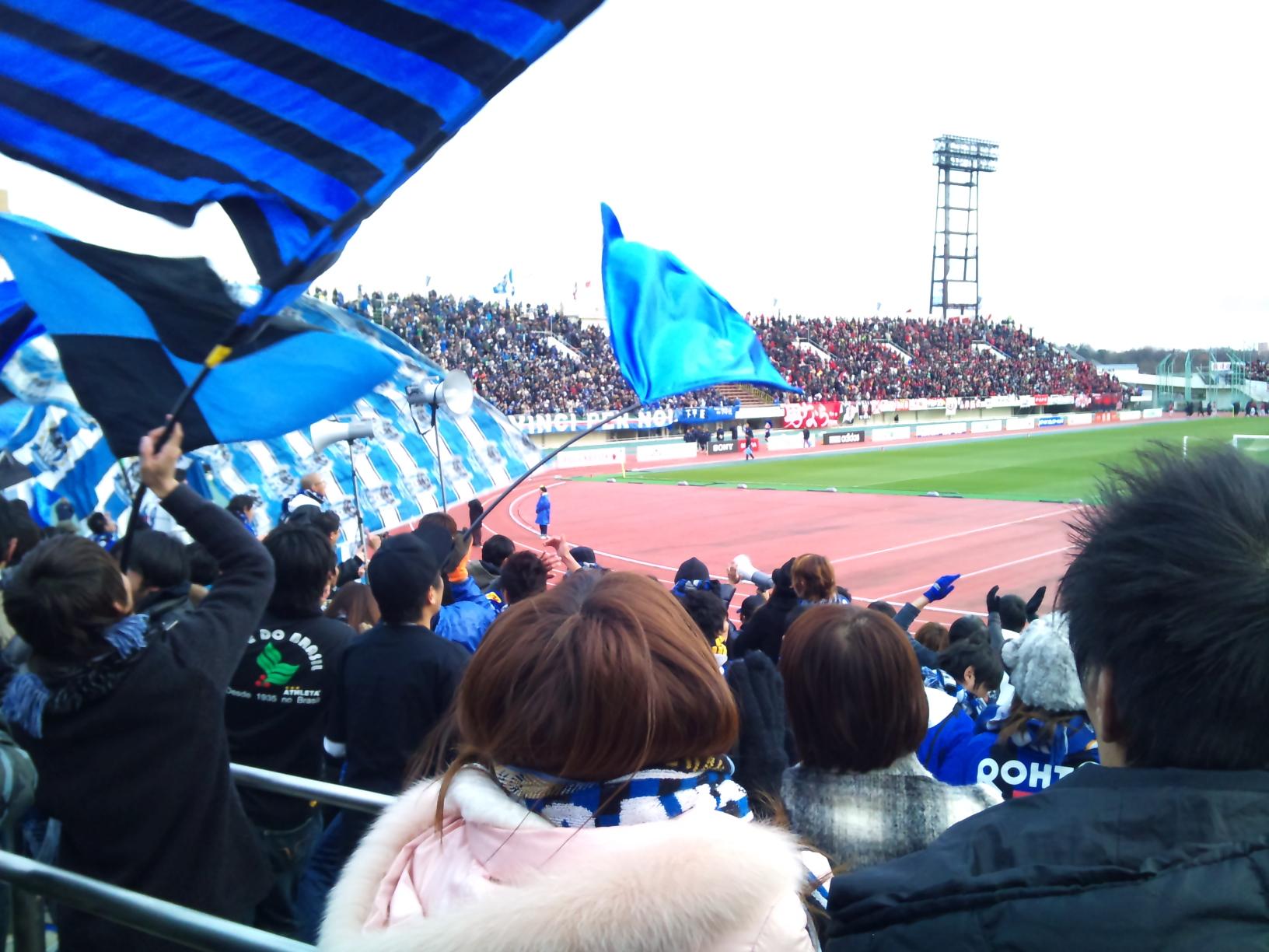 浦和に勝った!